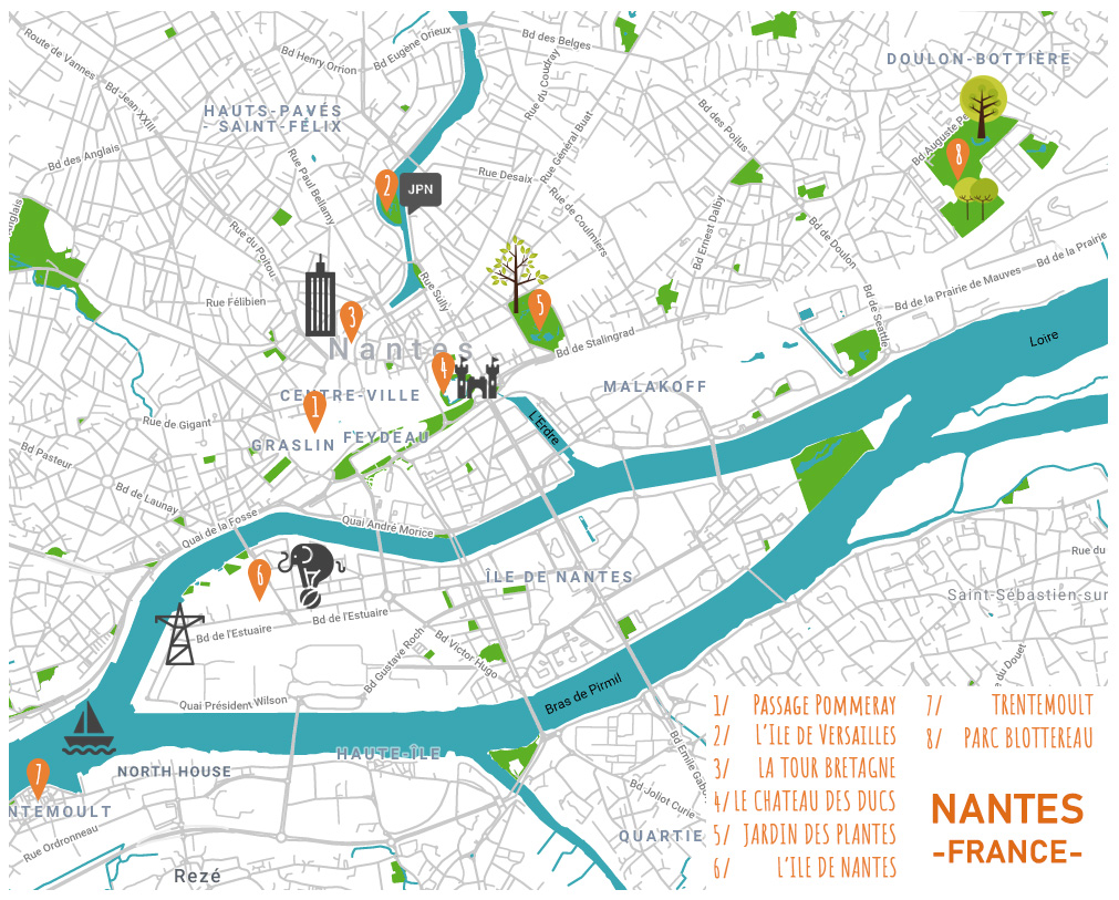 [Idée weekend] Un long weekend à Nantes