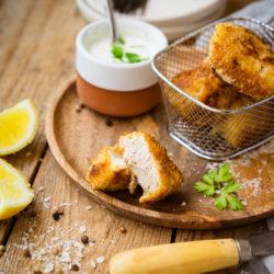Nuggets de poulet maison [trop trop bons]