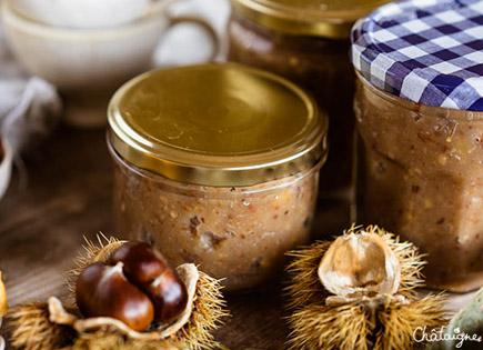 Crème de marrons maison [irrésistible]