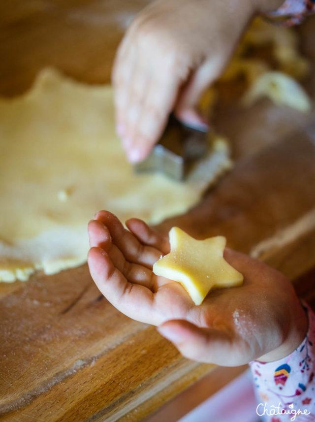 Sablés à la confiture gourmands [en attendant Noël]