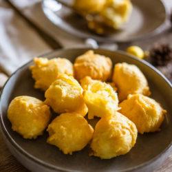 Pommes dauphines maison [moelleuses et toutes simples]